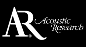 AR Acoustic Research logo