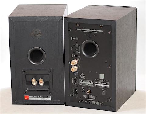 Dali Zensor 1 Ax Diffusori Da Stand Amplificati Con